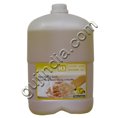EzyKlin ‐ H3 Lemon Hand Wash ‐ 5 Ltr